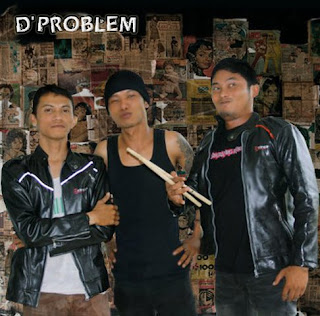 D' Problem - Singkawang Grunge Punk - Pakaw