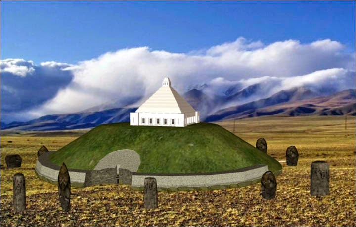 Ukok Princess to find final resting place in Altai