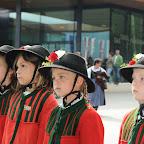 12. Landes-Jungschützentreffen - Festakt am Bergisel