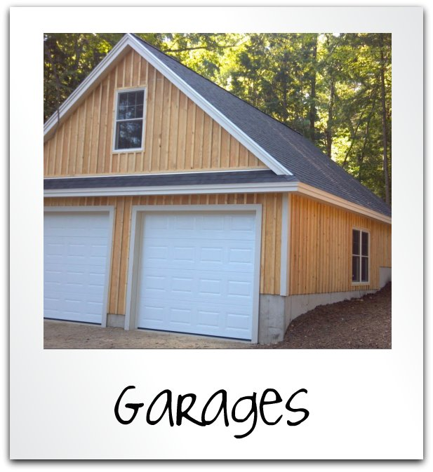 Garage Builders Maine, Garage Additions in Southern Maine