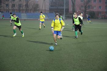 Mecz z reprezentacją Szczecina