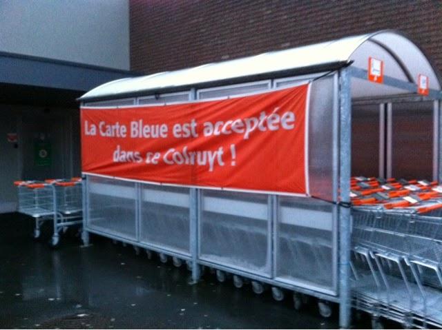 Colruyt Comines Belgique