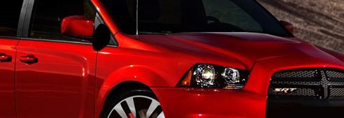 Automotive Renderings What If Dodge Grand Caravan SRT