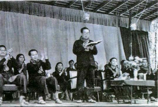 Sihanouk near Seamreap 1973