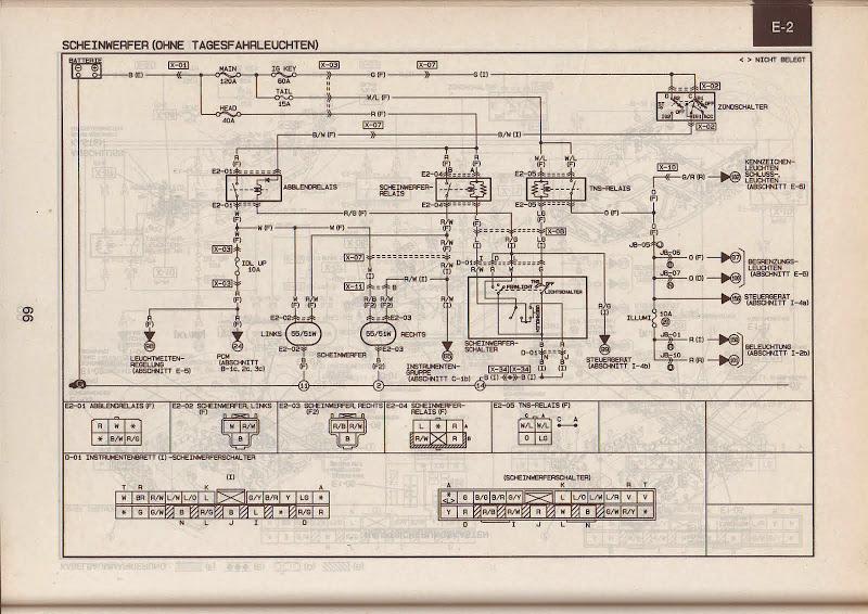 Ausgezeichnet Mazda 3 Schaltplan Fotos - Die Besten Elektrischen ...