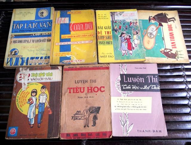 Sách giáo khoa tiểu học cũ - nơi lưu giữ từng trang ký ức DSCN2786