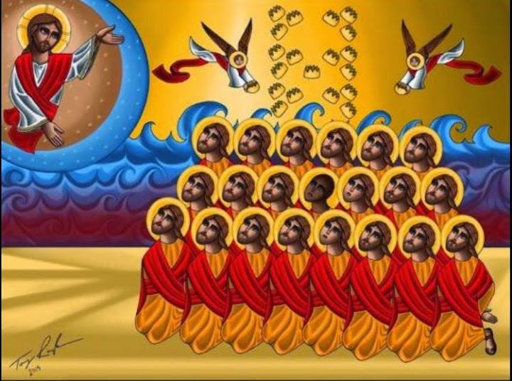 Coptic Church recognizes sainthood of martyrs