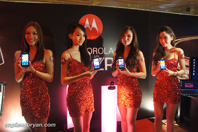 Motorola RAZR Launch