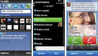 Download Socially 3.05 for Nokia N8 or Symbian^3 Device