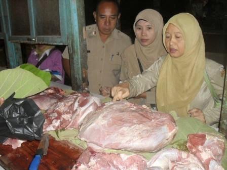 Harga daging segar di kabupaten Ngawi