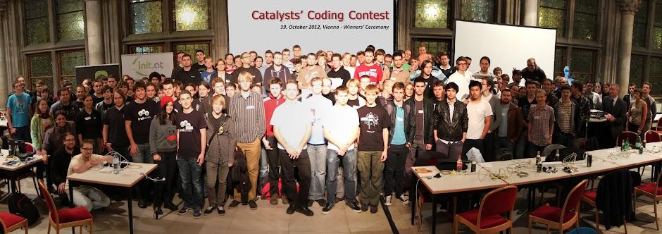 Teilnehmer beim CCC'12 Vienna