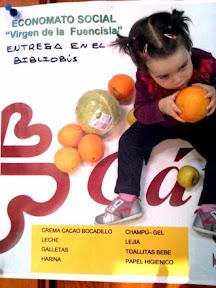 Sotosalbos participa en la campaña de Cáritas y Bibliobus