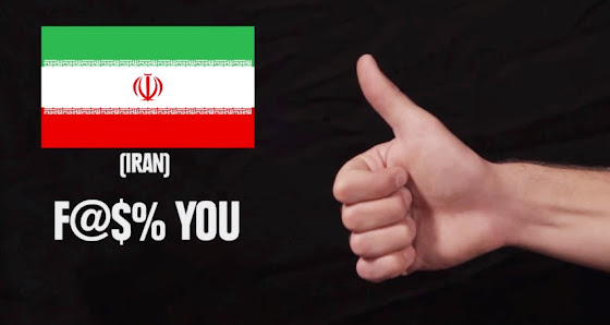 Fuck You - Irán