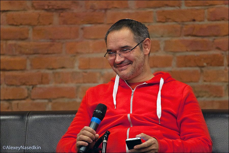 Антон Борисович Носик, автор фотографии Алексей Наседкин https://nasedkin.livejournal.com