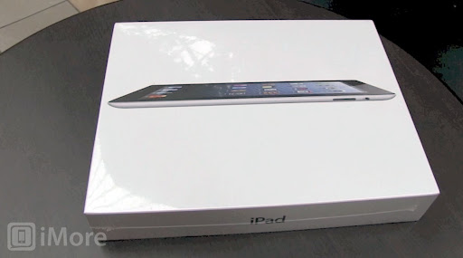 iPad 4 unboxing and hardware hands-on