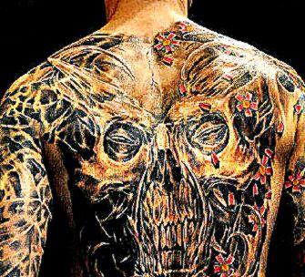 Tattoo Body Art