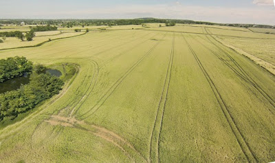 288 acres of arable land at Trench Farm, Wem, Shropshire