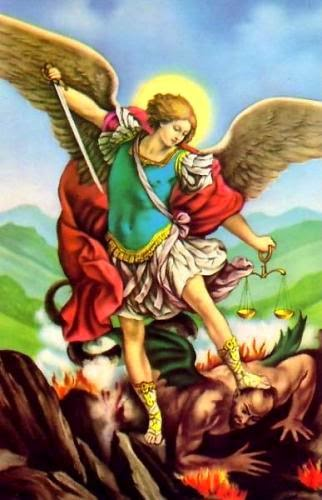 Protection Spell Saint Michael The Archangel Protection