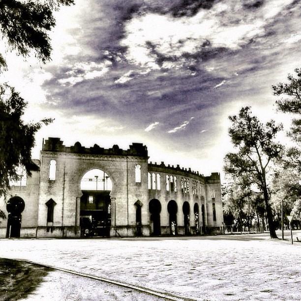 Real San Carlos, Colonia del Sacramento, Uruguay