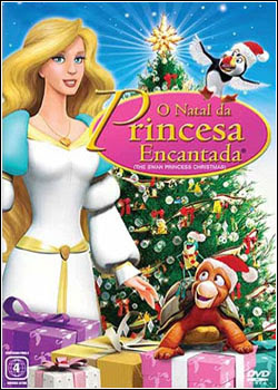 O Natal da Princesa Encantada Online Dublado