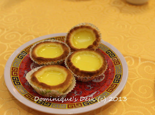 Century Egg Porridge and Egg Tarts on a Friday