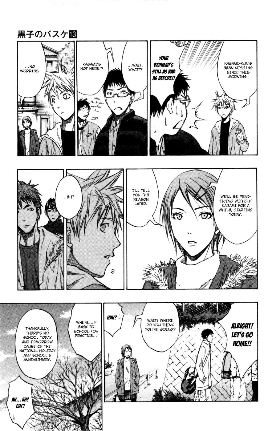 Kuroko no Basket Manga Chapter 111 - Image 05