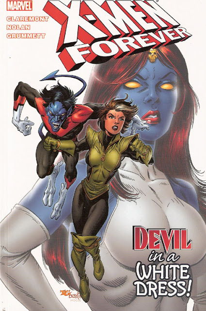 X-Men Forever, v. 4: Devil in a White Dress cover