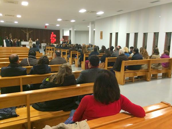 Cerca de un centenar de asistentes a la Cena de Presentación de Alpha de San Pedro Poveda