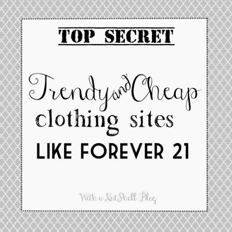 Cheap Trendy Clothes