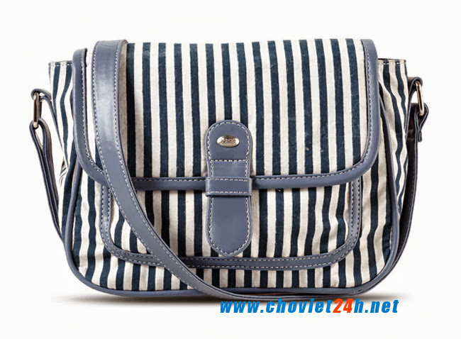 Túi đeo Sophie Cideville Blue - ML168BL