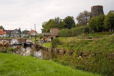 Hafen von Osterholz-Scharmbeck