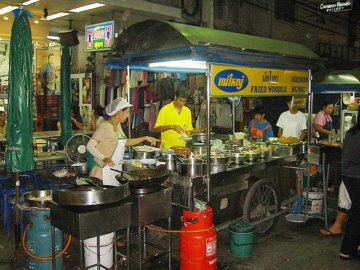 night market Hua Hin