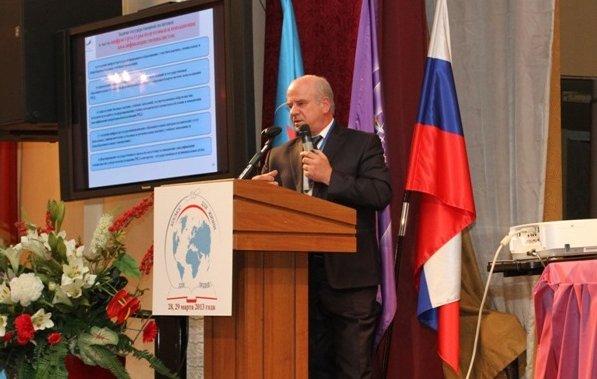 Генеральный директор ОАО «НПК «РЕКОД» В.Г. Безбородов