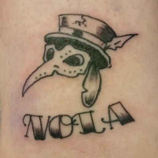 Catahoula Tattoo