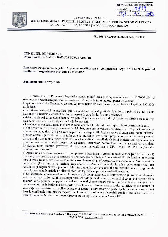 Proiect de lege iniţiat de Băişanu, desfiinţat de Ministerul Muncii şi asociaţiile profesionale