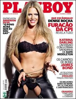 Download Playboy Denise Rocha – Setembro 2012