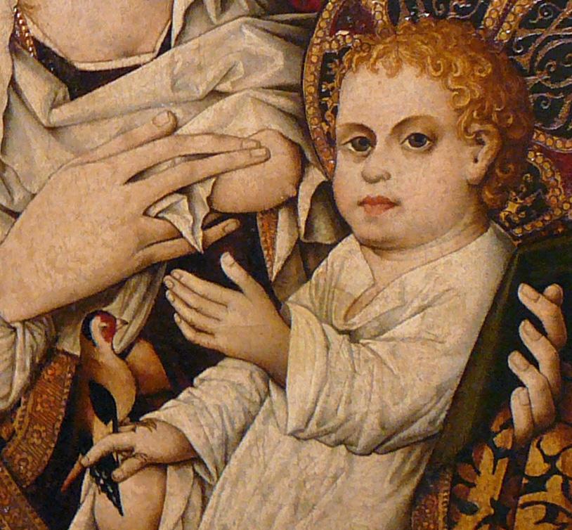 Juan Sánchez de Castro, Virgen de la Leche (MNAC)