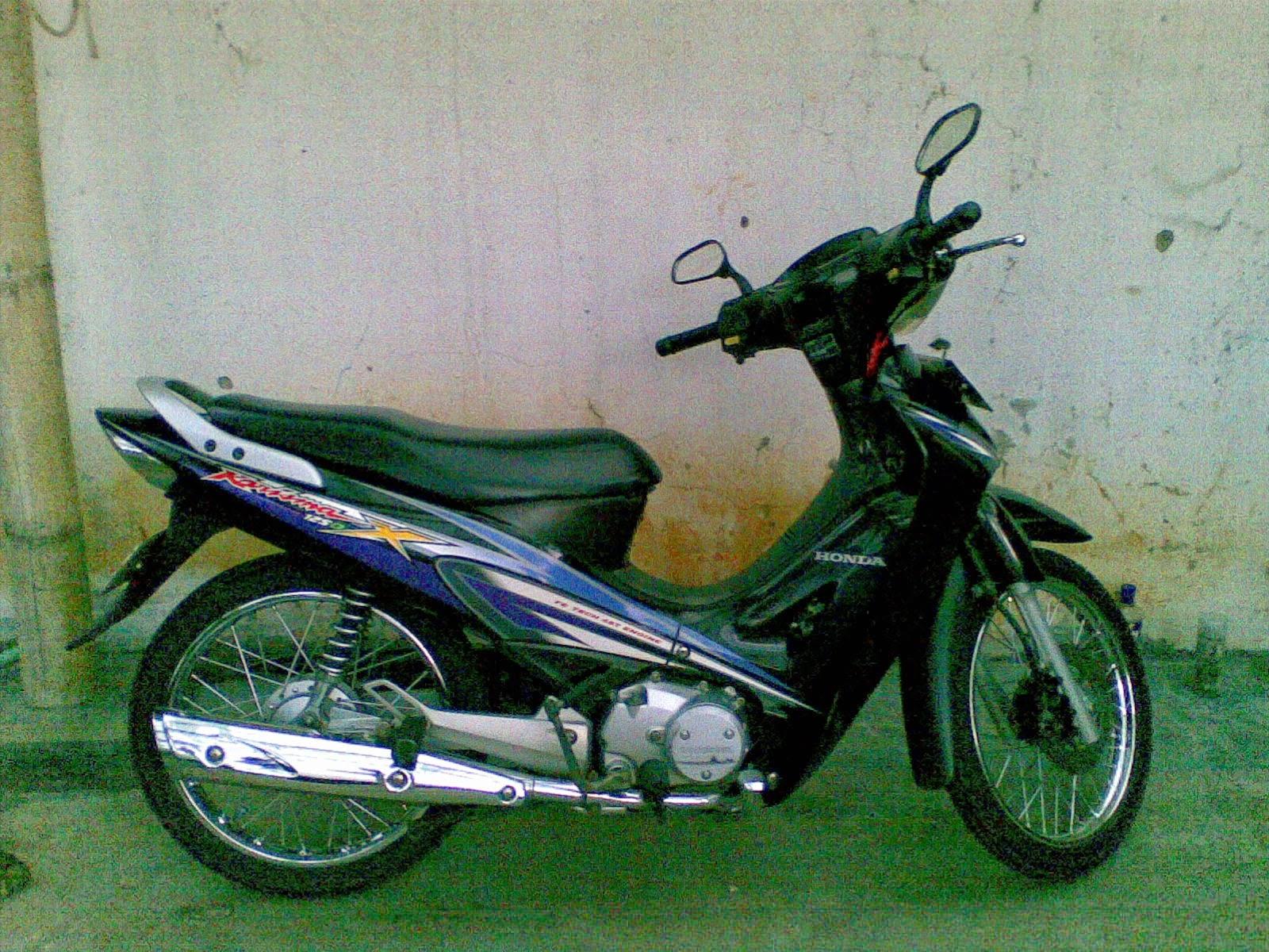 Foto Honda Kharisma Modifikasi
