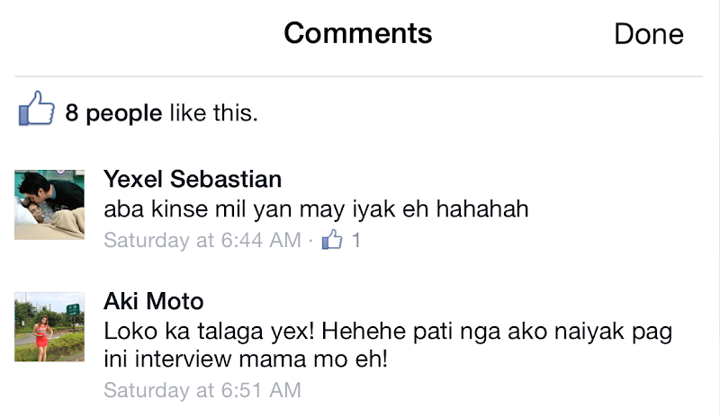 Mother of Jam Sebastian Interview worth 15000 Pesos Hits the Web 01