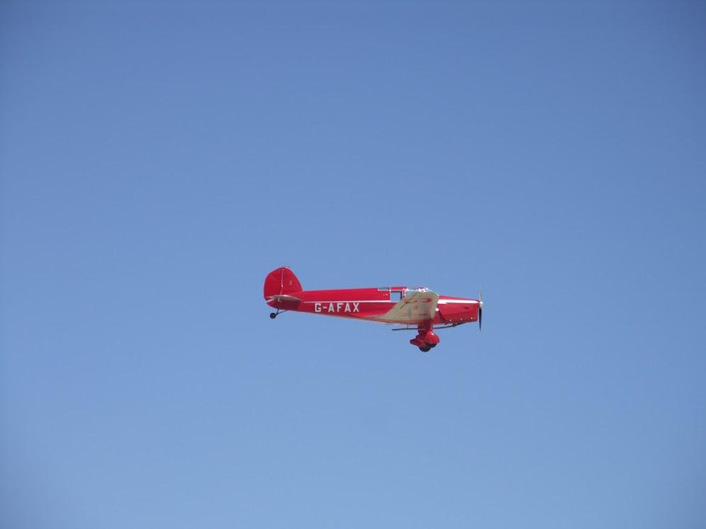 """Exhibición aerea de la Fundación """"Infante de Orleans"""". PICT0453"""