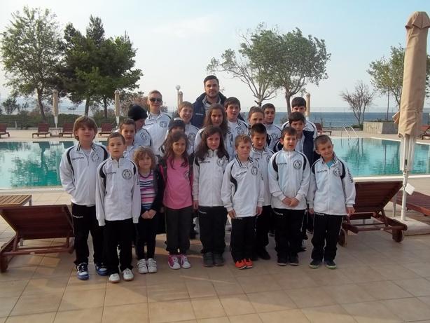 Συνεχίζονται οι επιτυχίες του Νηρέα Ορεστιάδας
