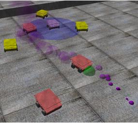 tampilan animasi simulator