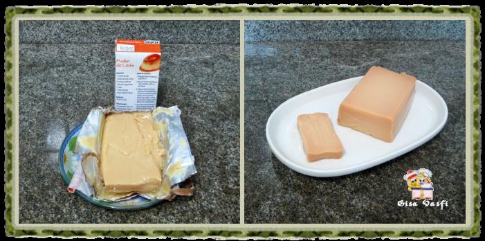 Cozinhando o leite condensado de caixinha 1