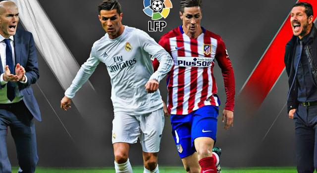Atletico – Real: Đại chiến thành Madrid