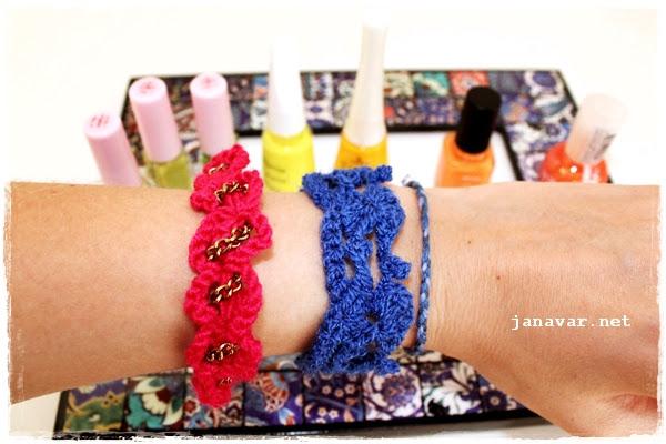 Freundschaftsbänder, Nagellacke & DIY - gleich 3 Dinge auf einmal