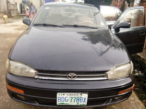 well manage in nigeria toyota camry 1996model with 4plug engine fabric seat factory ac more. Black Bedroom Furniture Sets. Home Design Ideas