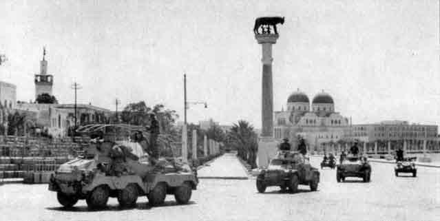 Немцы в Бенгази