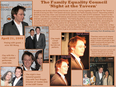 Family Equality Council Night at the Tavern