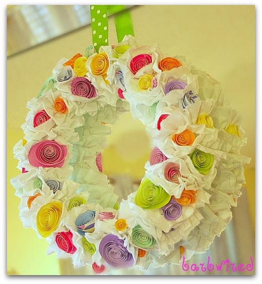Great Ideas Spring Wreaths 1