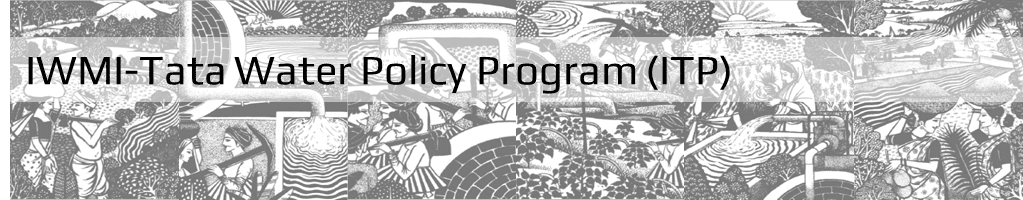 IWMI-Tata Water Policy Program